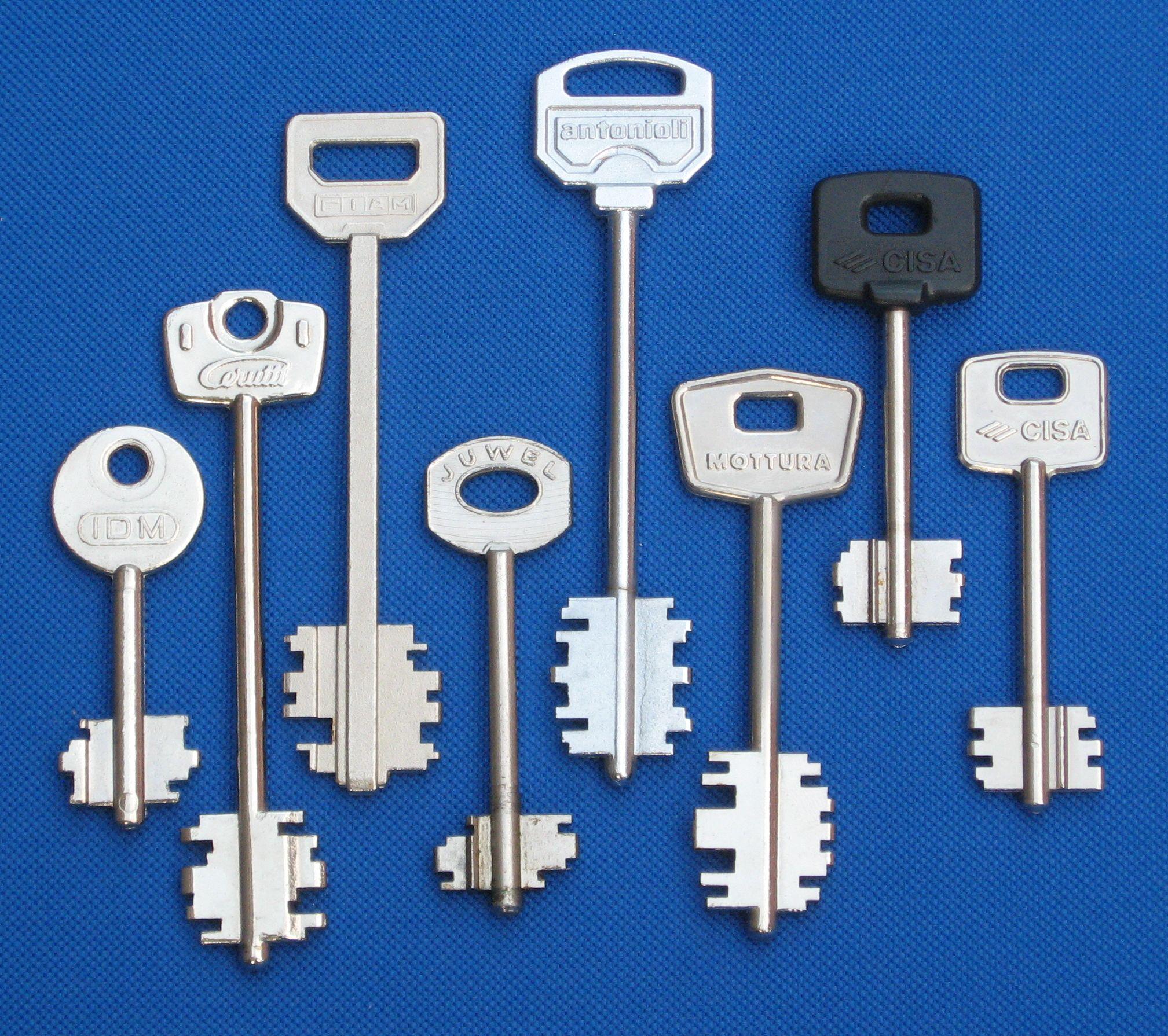 Duplicazione chiavi mestre venezia spinea chirignago for Serrature per porte blindate